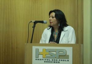 Dra. Gilda Parra Fierro Directora Hospital de Coquimbo
